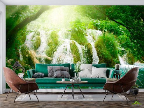Природа Фотообои Говорят ручьи