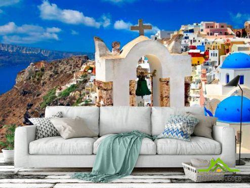 Греция Фотообои Греция