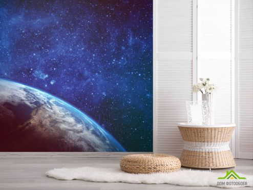 обои Космос Фотообои Звёзды в небе
