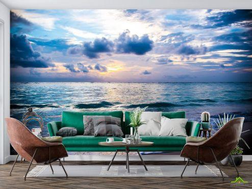 Фотообои Природа по выгодной цене Фотообои Морской закат