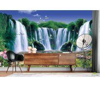 Фотообои Живописный водопад