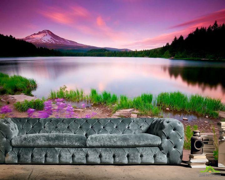 Фотообои Сказочный закат