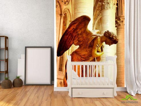 обои Дворцы и соборы Фотообои Ангел
