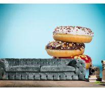 Фотообои пончики