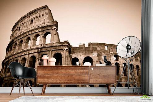 Рим Фотообои Колизей в Риме, Италия