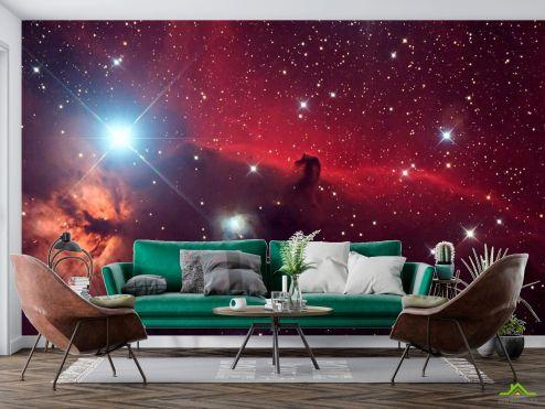 Фотообои Космос по выгодной цене Фотообои Галактика