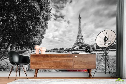 Старый город Фотообои Париж
