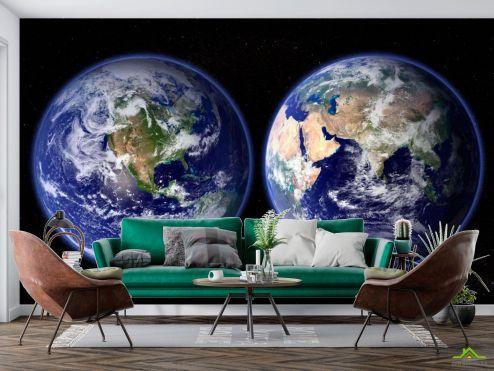 Космос Фотообои Планета Земля