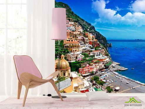 Италия Фотообои Пляж, Италия