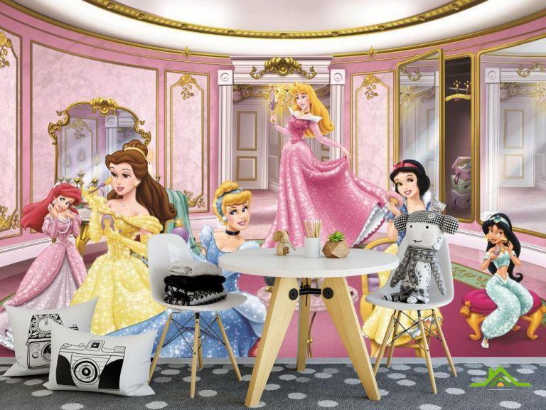 Фотообои Принцессы для девочки