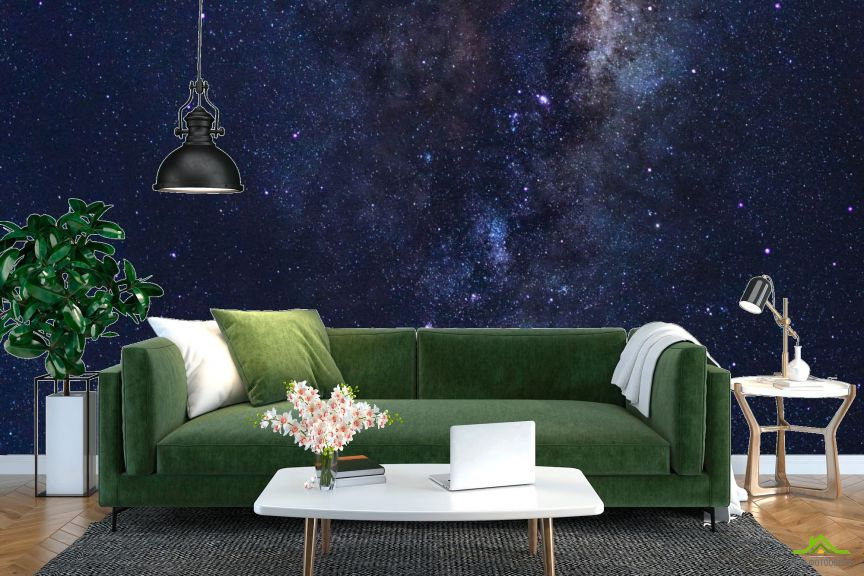 Фотообои Космическое небо