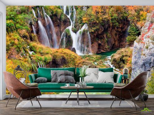 Природа Фотообои Загадка гор