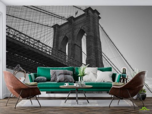 Архитектура Фотообои Бруклинский мост