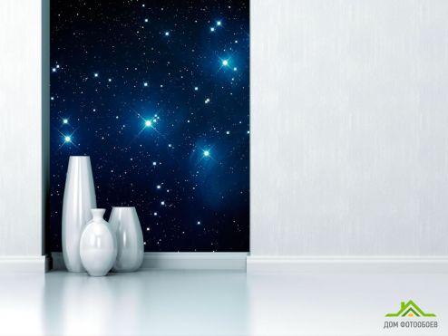 обои Космос Фотообои Звезды в небе
