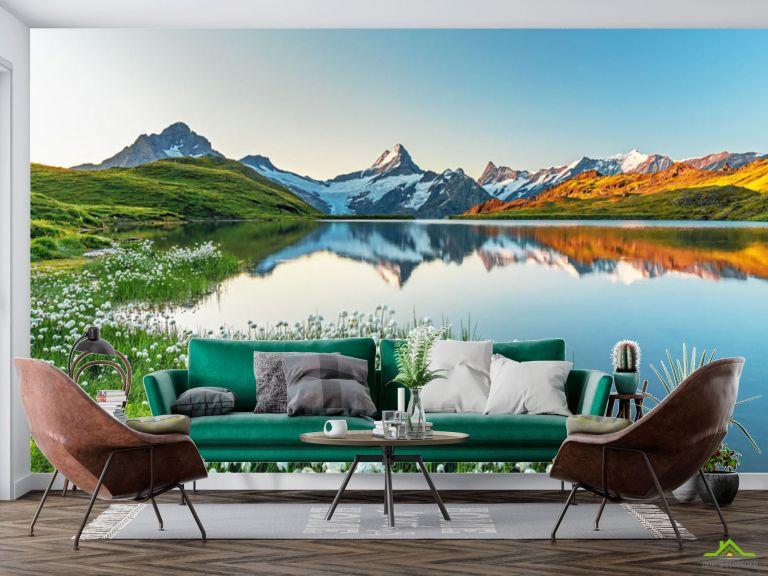 Фотообои Красивые горы
