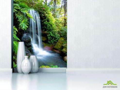 обои Природа Фотообои Ручей, вода