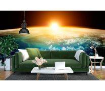 Фотообои Земля и солнце