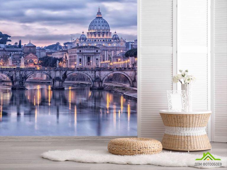Фотообои Рим
