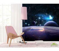 Фотообои Звездные планеты