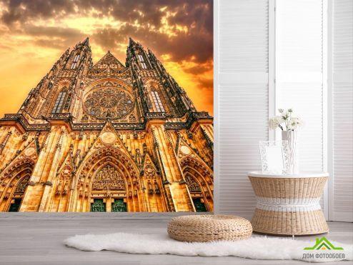 обои Дворцы и соборы Фотообои Прага