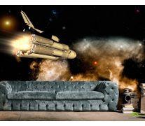 Фотообои Шатл в космосе