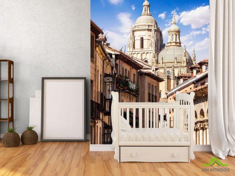 Фотообои Храм В Испании