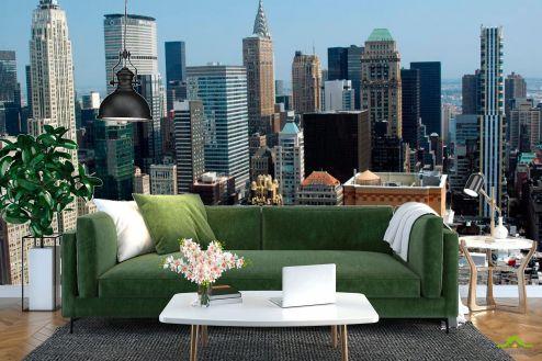Нью Йорк Фотообои Высотки New York
