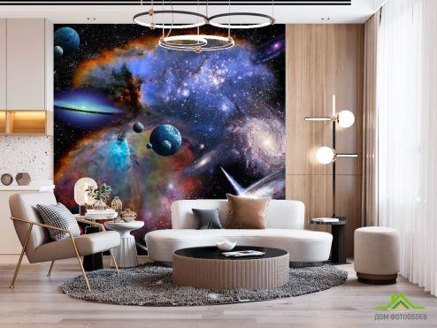 Космос Фотообои галактики