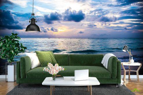 Природа Фотообои Морской закат купить