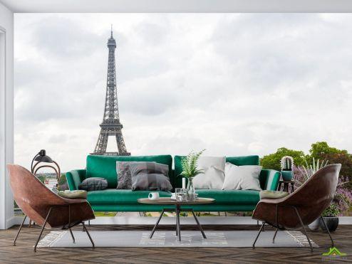 Париж Фотообои небо Парижа