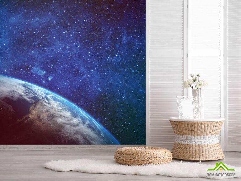 Фотообои Звёзды в небе