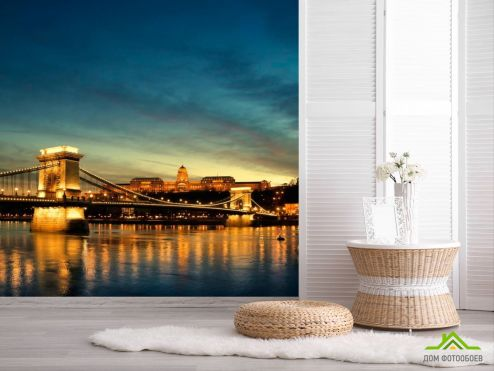 обои Старый город Фотообои Венгрия