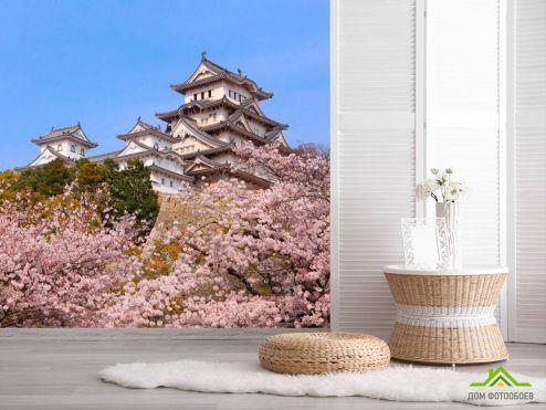обои Архитектура Фотообои Япония