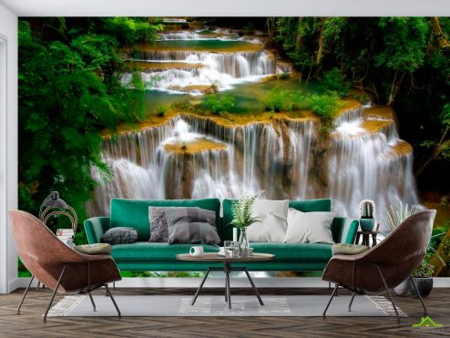 Природа Фотообои Музыкальний водопад