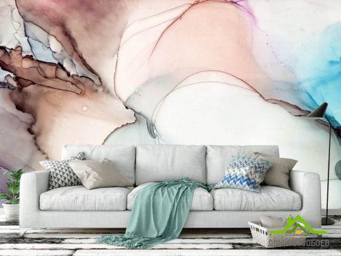Фотообои Fluid art по выгодной цене Фотообои Fluid art краски