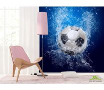 Фотообои Мяч в воде