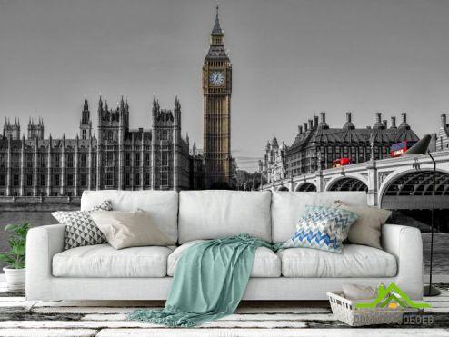 обои Лондон Фотообои Темза