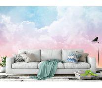 Фотообои Розовое небо