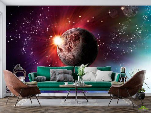 Космос Фотообои Планета