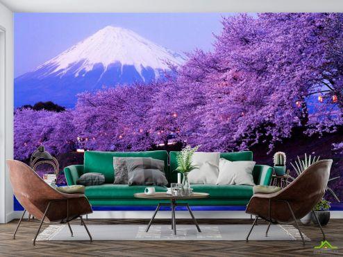 Фотообои Природа по выгодной цене Фотообои Гора, цвет