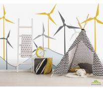 Фотообои Ветренные мельницы