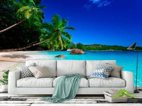 Пляж Фотообои Пляж