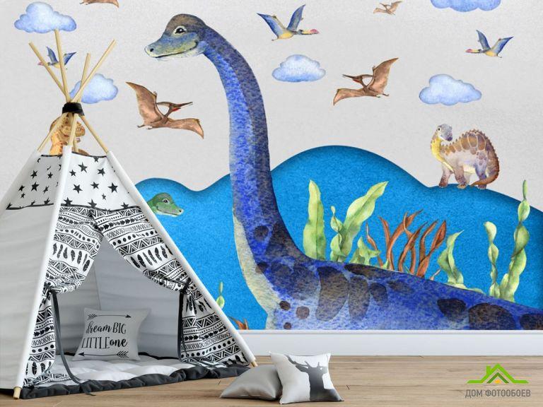 Фотообои Динозавры