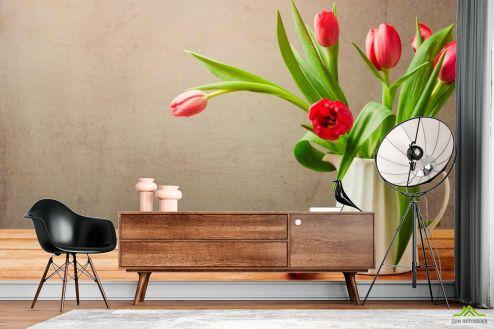 Тюльпаны Фотообои Тюльпаны