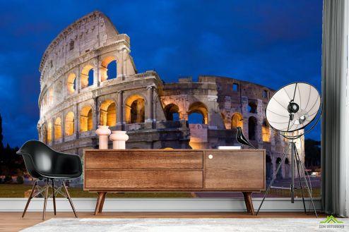 Каталог фотообоев Фотообои Колизей в Риме, Италия