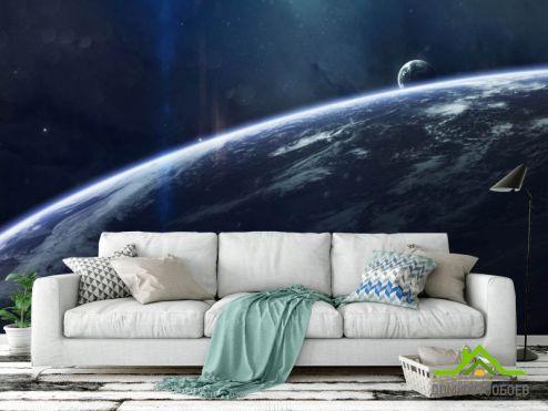 Космос Фотообои Космос