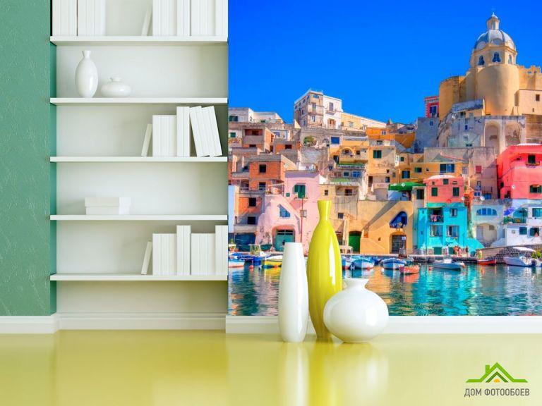 Фотообои Неаполь, Италия