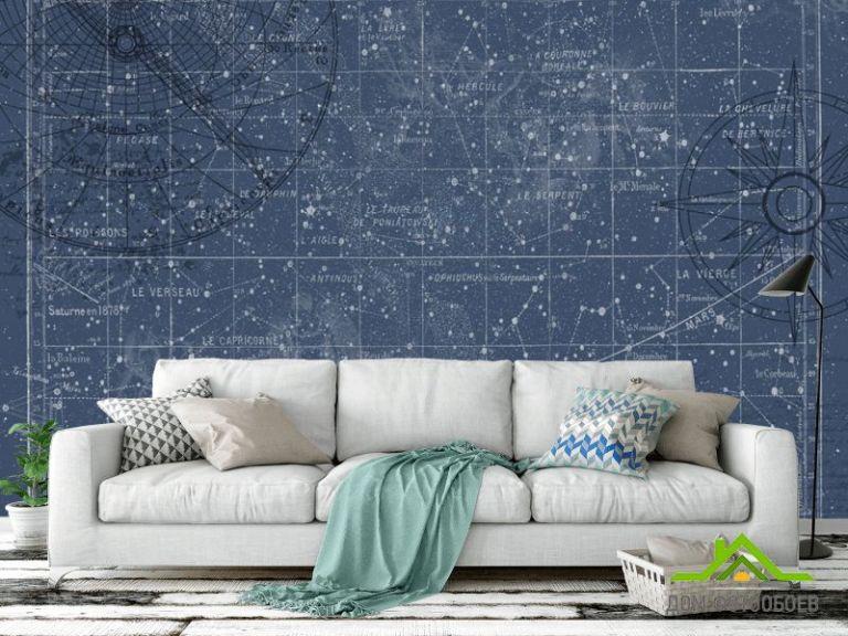 Фотообои Созвездия