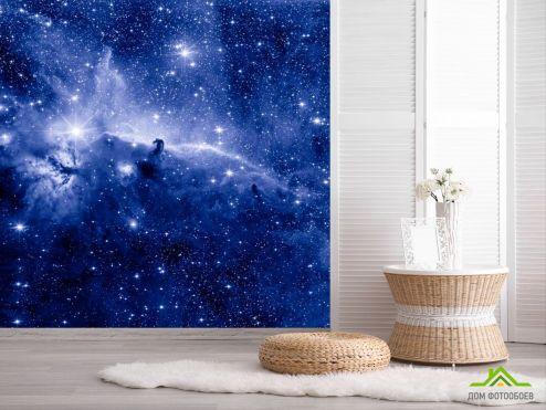 обои Космос Фотообои Сияние звезд