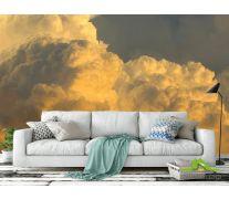 Фотообои облака